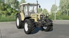Hurlimann H-488 wheels selection für Farming Simulator 2017