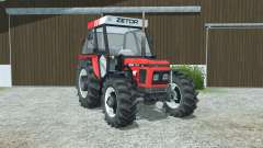 Zetor 7340 manual ignition für Farming Simulator 2013