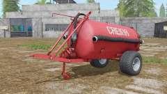 Creina CV 3200 für Farming Simulator 2017