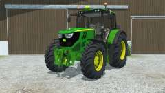 John Deere 6115M manual ignition pour Farming Simulator 2013
