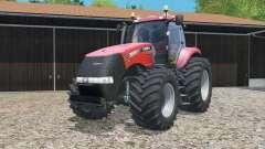Case IH Magnum 380 CVX wide tires pour Farming Simulator 2015