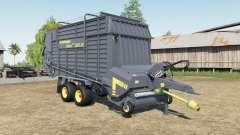 Strautmann Zelon CFS 2501 DO capacity increased pour Farming Simulator 2017
