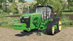 John Deere 8RT-series with SeatCam pour Farming Simulator 2017