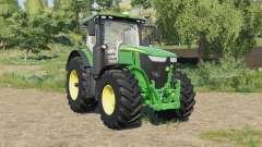 John Deere 7R-series with SeatCam pour Farming Simulator 2017