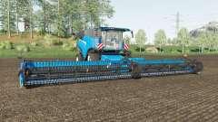 New Holland CR10.90 spanish sky blue für Farming Simulator 2017