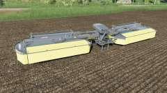 Pottinger NovaCat X8 ED multicolor pour Farming Simulator 2017