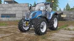 New Holland T5-series 150 hp pour Farming Simulator 2017