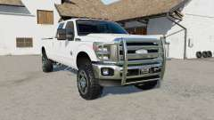 Ford F-350 Super Duty Crew Cab 2011 pour Farming Simulator 2017