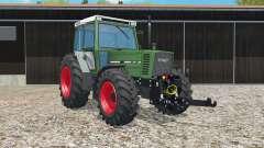 Fendt Farmer 310 LSA Turbomatik dark green pour Farming Simulator 2015