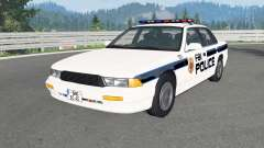 Gavril Grand Marshall FBI v1.6 pour BeamNG Drive