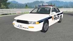 Gavril Grand Marshall FBI v1.6 für BeamNG Drive