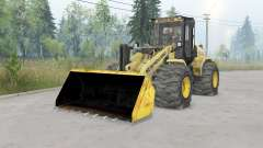 New Holland W170C 2011 pour Spin Tires