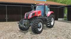 New Holland T8.435 Power Plus pour Farming Simulator 2015