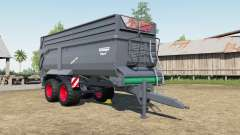 Krampe Bandit 750 capacity 100.000 liters pour Farming Simulator 2017