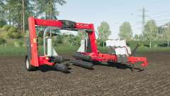 Kuhn SW 4014 increased wrapping speed für Farming Simulator 2017