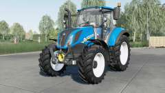 New Holland T5-series chip tuning pour Farming Simulator 2017