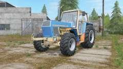 Zetor Crystal 12045 rich electric blue für Farming Simulator 2017