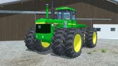 John Deere 8440 manual ignition pour Farming Simulator 2013