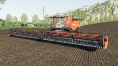 Case IH Axial-Flow 9240 added wide tires pour Farming Simulator 2017