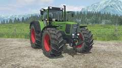 Fendt Favorit 824 Turboshift real exhaust smoke für Farming Simulator 2013