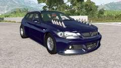 ETK 800-Series V10 drag v1.11 für BeamNG Drive