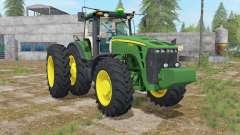 John Deere 8000 USA für Farming Simulator 2017