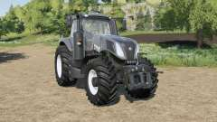 New Holland T8-series color choice pour Farming Simulator 2017