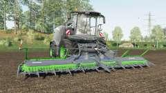 Krone BiG X 1180 multicolor pour Farming Simulator 2017