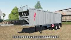 Fliegl ASS 298 Gigant wheels selection pour Farming Simulator 2017