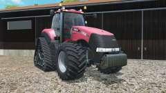 Case IH Magnum 380 CVX Rowtraƈ pour Farming Simulator 2015