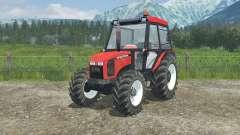 Zetor 5340 manual ignition pour Farming Simulator 2013