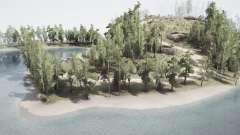 Coastal Green Hills pour MudRunner