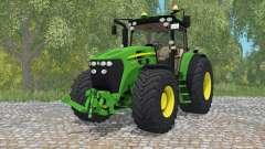 John Deere 7930 clean&dirt pour Farming Simulator 2015