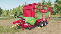Strautmann Zelon CFS DO pour Farming Simulator 2017