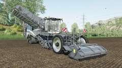 Grimme Varitron 470 changed color on belts für Farming Simulator 2017
