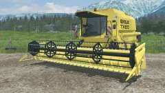 New Holland TX65 dynamic exhaust pour Farming Simulator 2013