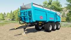 Maupu TDM 7632 EVOlution für Farming Simulator 2017