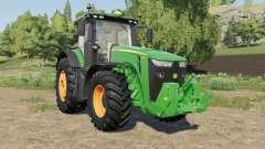 John Deere 8R-series multicolor rims für Farming Simulator 2017