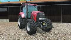 Case IH Puma 160 CVX FL console pour Farming Simulator 2015