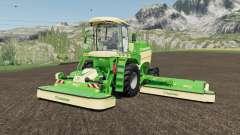 Krone BiG M 450 more horsepower pour Farming Simulator 2017