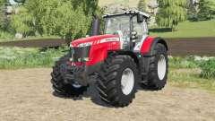 Massey Ferguson 8700 dashboard lighting für Farming Simulator 2017