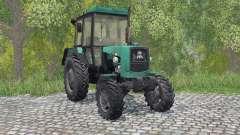 UMZ-8240 Türkis für Farming Simulator 2015