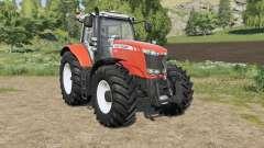 Massey Ferguson 7700 multicolor pour Farming Simulator 2017