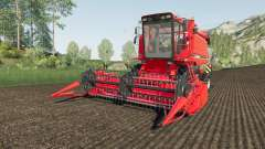 Case IH 1660 Axial-Flow fixed airfilter rotation pour Farming Simulator 2017