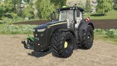 John Deere 8R-series black version für Farming Simulator 2017