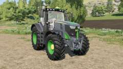 John Deere 6R-series multicolor für Farming Simulator 2017