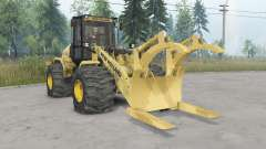 New Holland W170C v1.2 pour Spin Tires