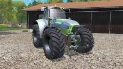 Deutz-Fahr Agrotron X 720 graphic improvements pour Farming Simulator 2015