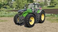 Fendt 1000 Vario felgenfarbe für Farming Simulator 2017