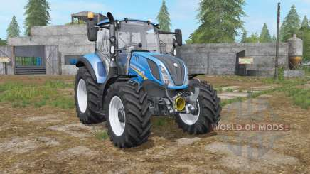 New Holland T5-series ChipTuning für Farming Simulator 2017